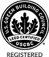 LEED Certified Registered