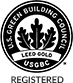 LEED Gold Certified Registered