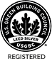 LEED Silver Certified Registered