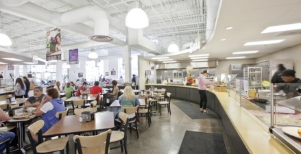 Sherman Carter Barnhart Dining Student Centers Archives