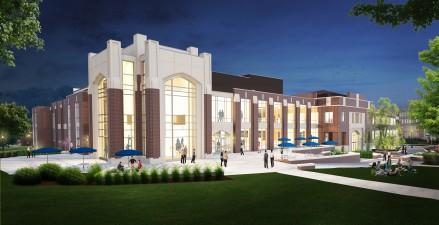 Adron Doran University Center .