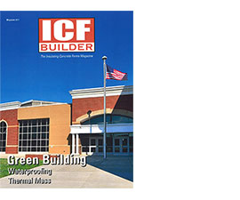 Green Building in the Commercial Sector: How ICF Contributes To The Green/Energy Efficient School Movement